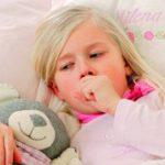 Затяжной кашель у ребенка