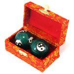 Польза китайских шариков здоровья