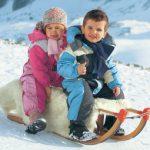 Безопасность детей во время зимней прогулки