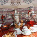 Чаепитие или застолье