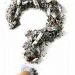 Зрению вредит курение