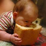 Первый хлеб для малыша