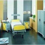 Лабораторная медицинская мебель
