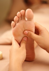 Массаж ног при простуде