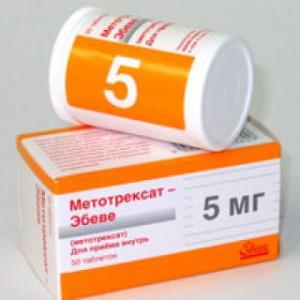 метотрексат для лечения псориаза