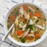 Суп без картошки. Мамины рецепты