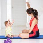 Мама, папа, я – как приучить свое чадо к физическим упражнениям